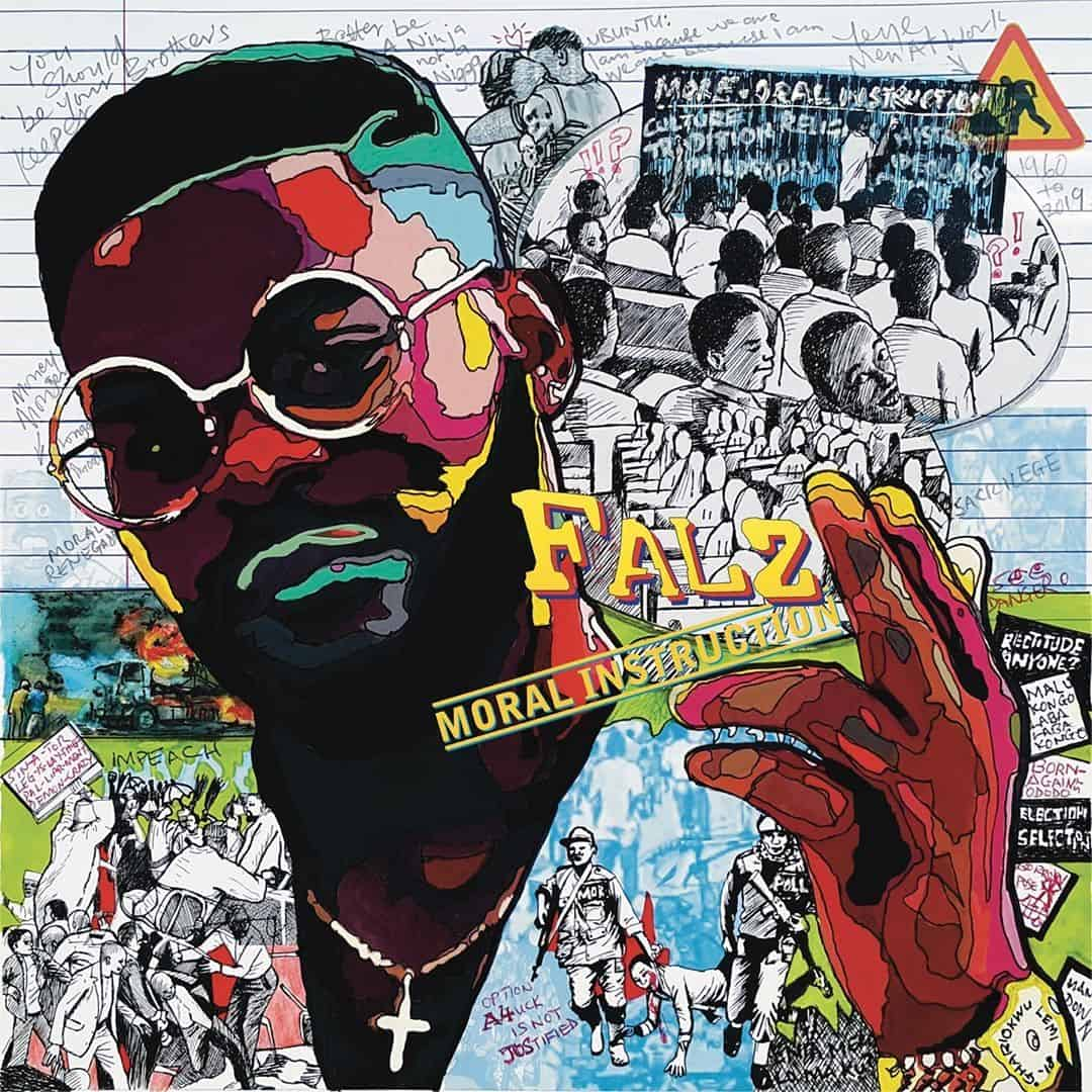 """Best New Music: Falz holds up a mirror against the Nigerian society on """"Hypocrite"""""""