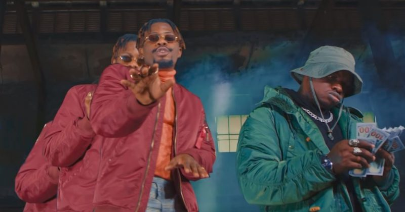 "Khaligraph Jones shares music video for ""Gwala"" featuring YCee - The Native"