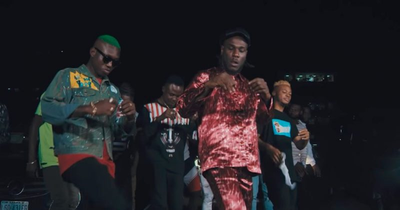 "See the music video for Burna Boy and Zlatan's ""Killin Dem"" - The Native"
