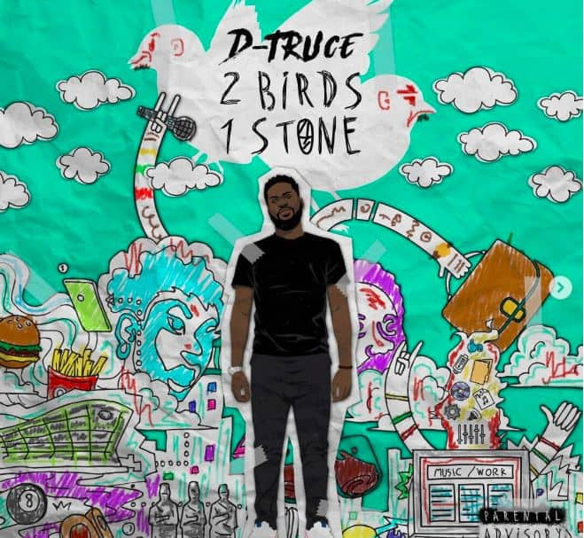 Dusten Truce shares '2 Birds, One Stone' album debut