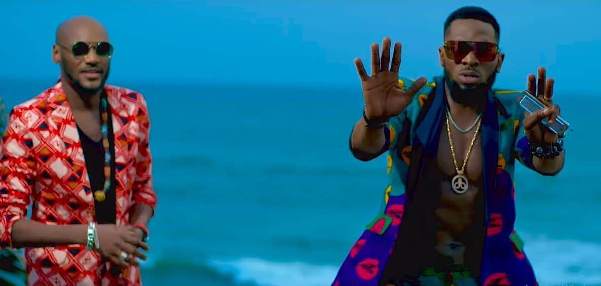 "The music video for ""Baecation"" is an invitation to D'Banj and 2Baba's temple"