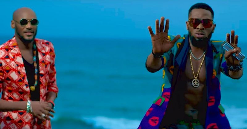 "The music video for ""Baecation"" is an invitation to D'Banj and 2Baba's temple - The Native"