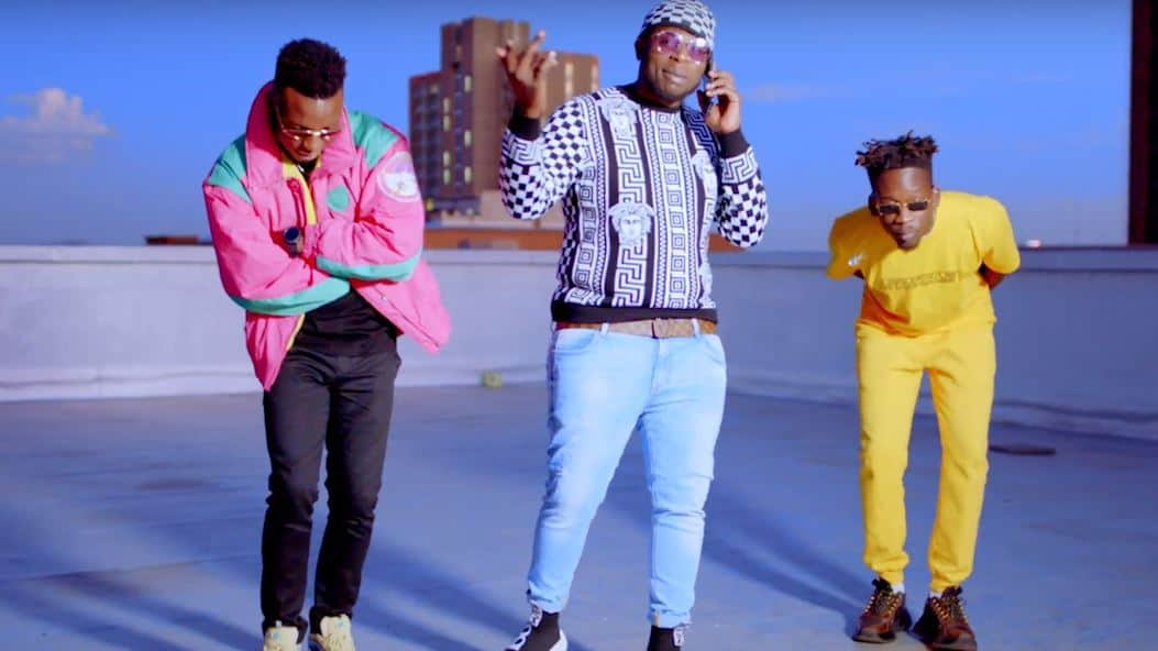 """DJ Kaywise teams up with DJ Maphorisa and Mr Eazi for new dance tune, """"Alert"""""""