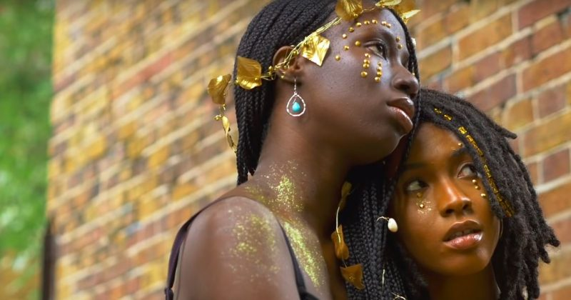 "Watch the enchanting music video for Davina Oriakhi's ""Juju"" - The Native"