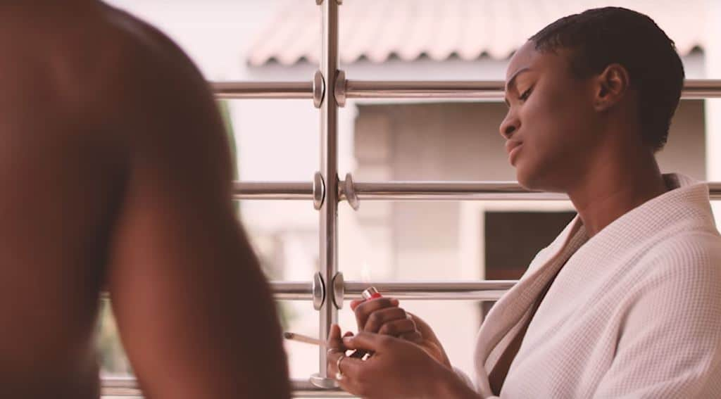 "Watch Eva Alordiah's sex positive short-film, ""Where is the Condom"""