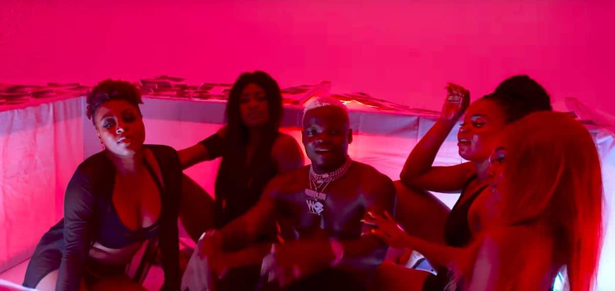 "Watch the music video for ""Kainama"" by Harmonize, Burna Boy and Diamond Platnumz"