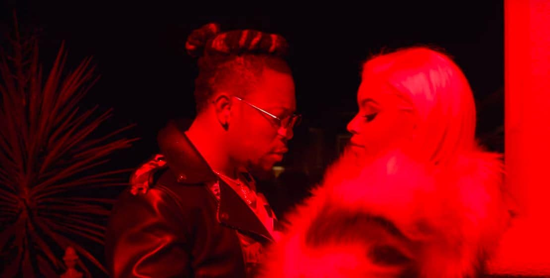 """Watch Mr Real get romantic for his """"Antidote"""" music video"""