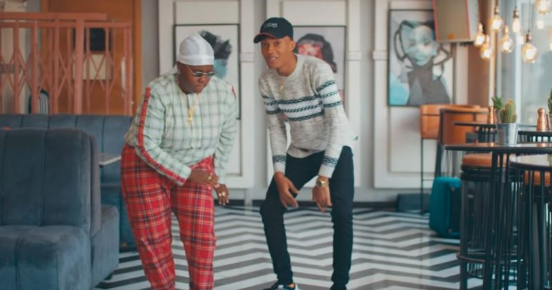 "See the music video for ""Nkwobi"" by Ryan Omo and Teni - The Native"