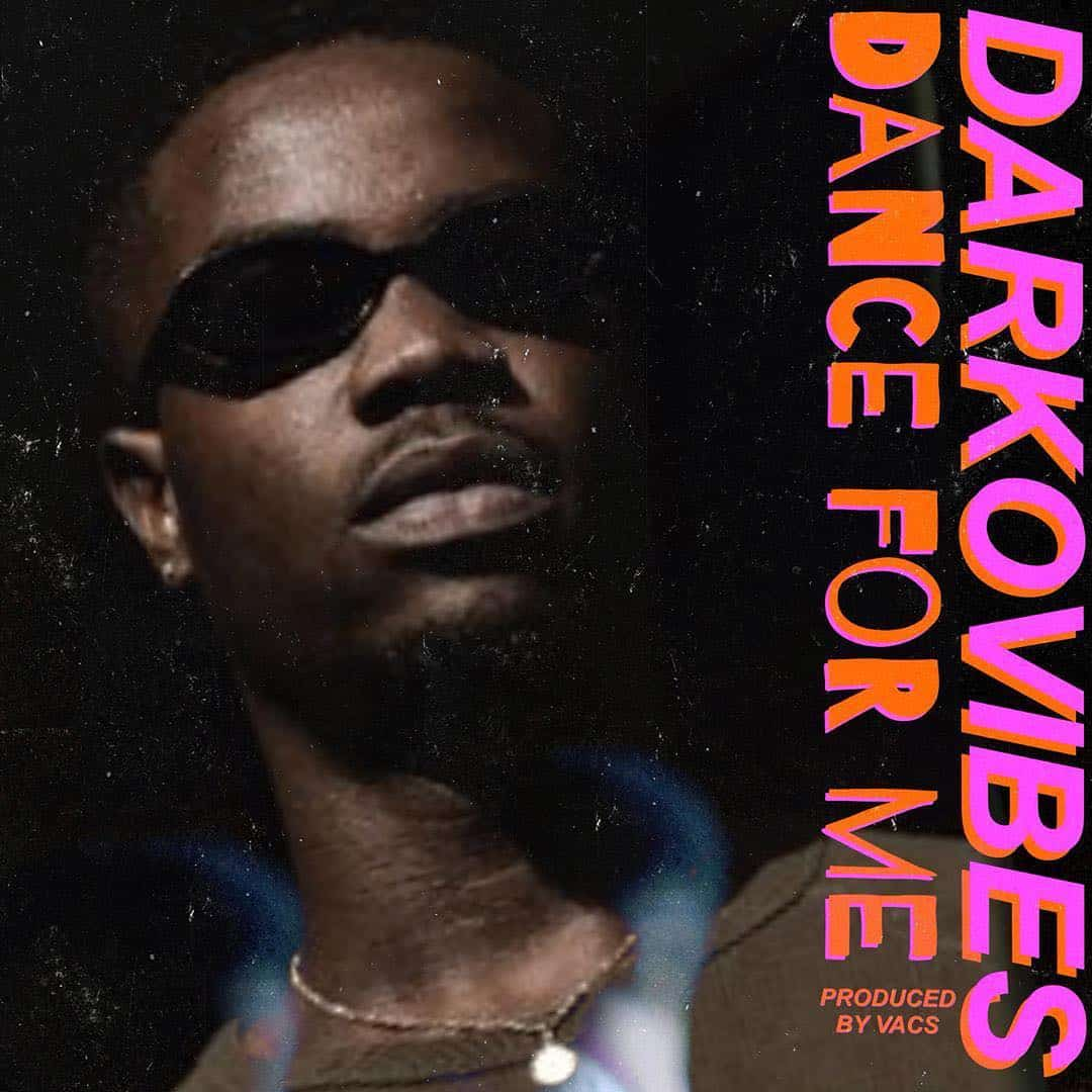 "Hear Darkovibes on new single, ""Dance For Me"""