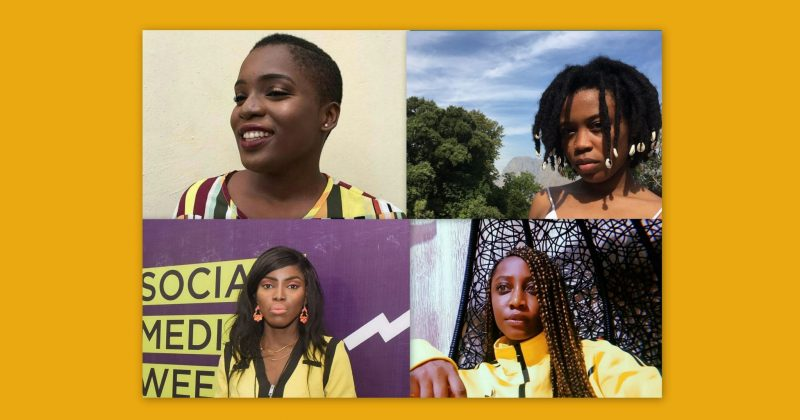Deaduramilade Tawak, Kemi Smallz Owatemi, Debola Adebanjo, Lady Donli - HER (International Women's day)