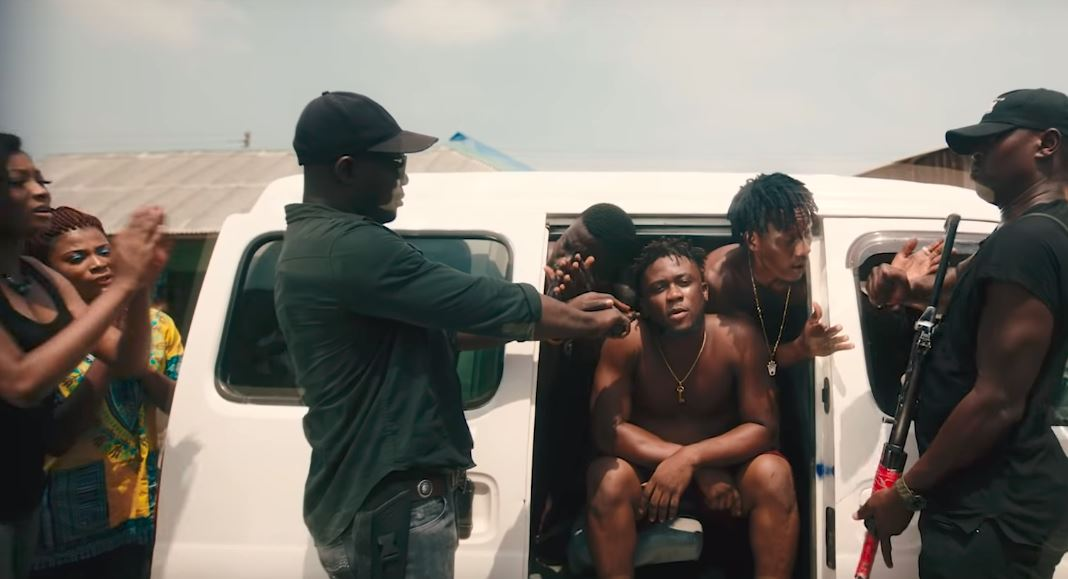 Watch The Music Video For Burna Boy S Quot Dangote Quot The Native