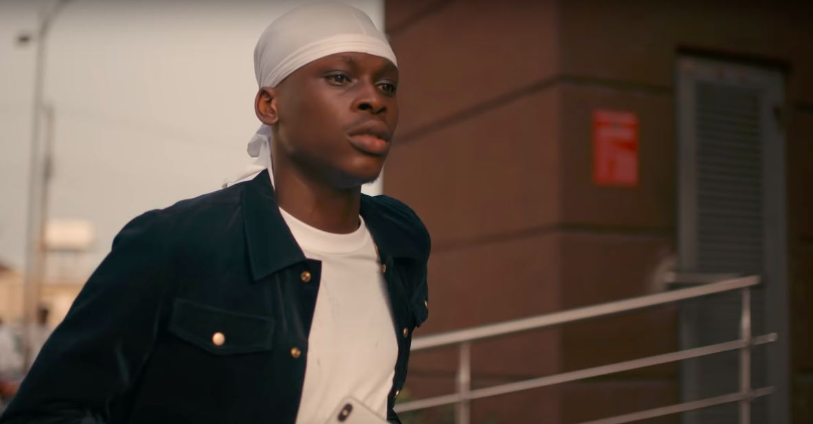 Watch the cinematic music video for Fireboy DML's