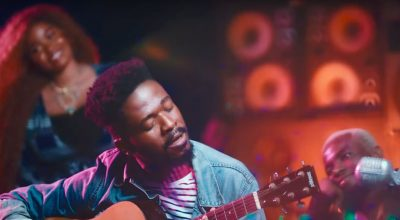 """Watch the music video for Johnny Drille's """"Shine"""" - The Native"""