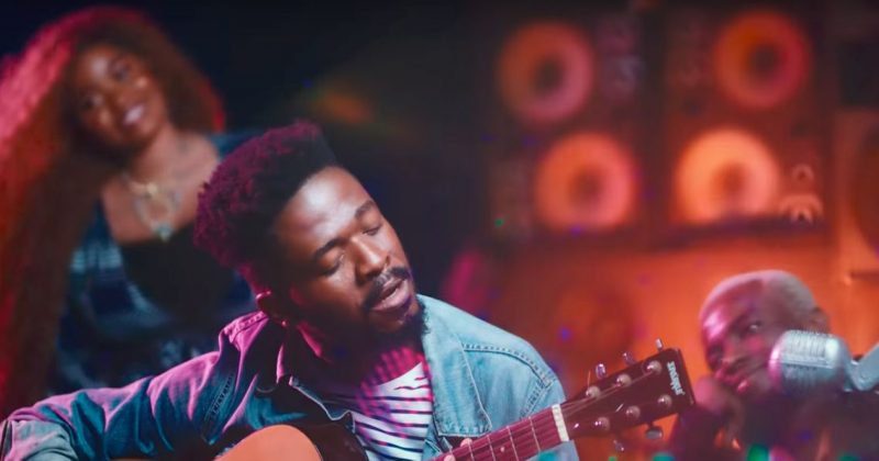 "Watch the music video for Johnny Drille's ""Shine"" - The Native"