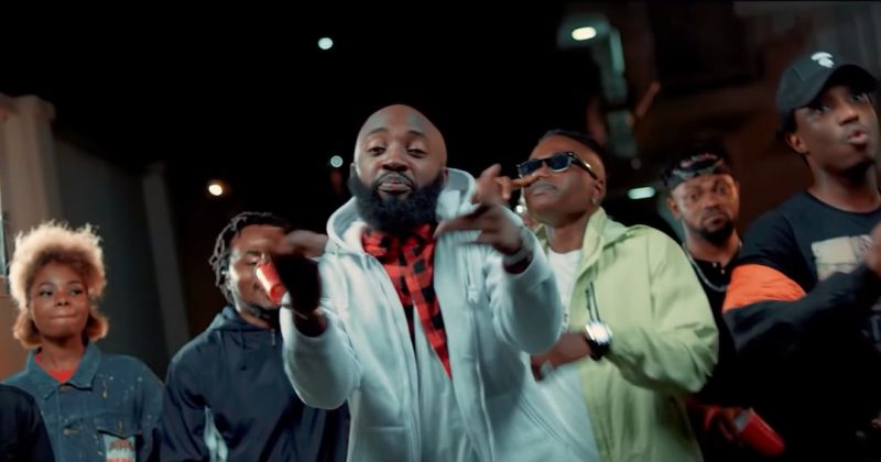 """See the music video for """"Gang Gang"""" by Loose Kaynon, A-Q and Torna - The Native"""
