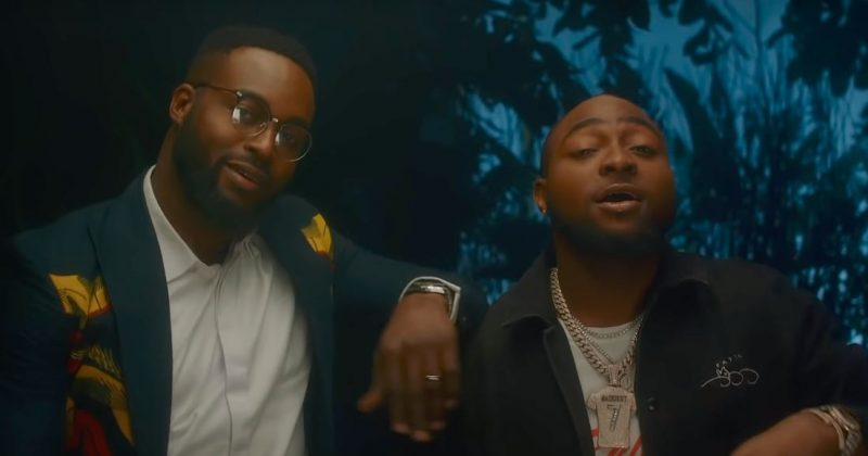 "DJ Neptune and Davido go exotic for their ""Demo"" music video - The Native"
