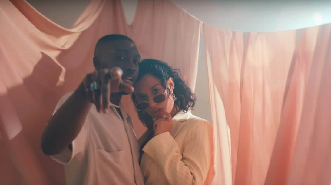 "Odunsi shares ""Tipsy"" music video featuring RAYE"