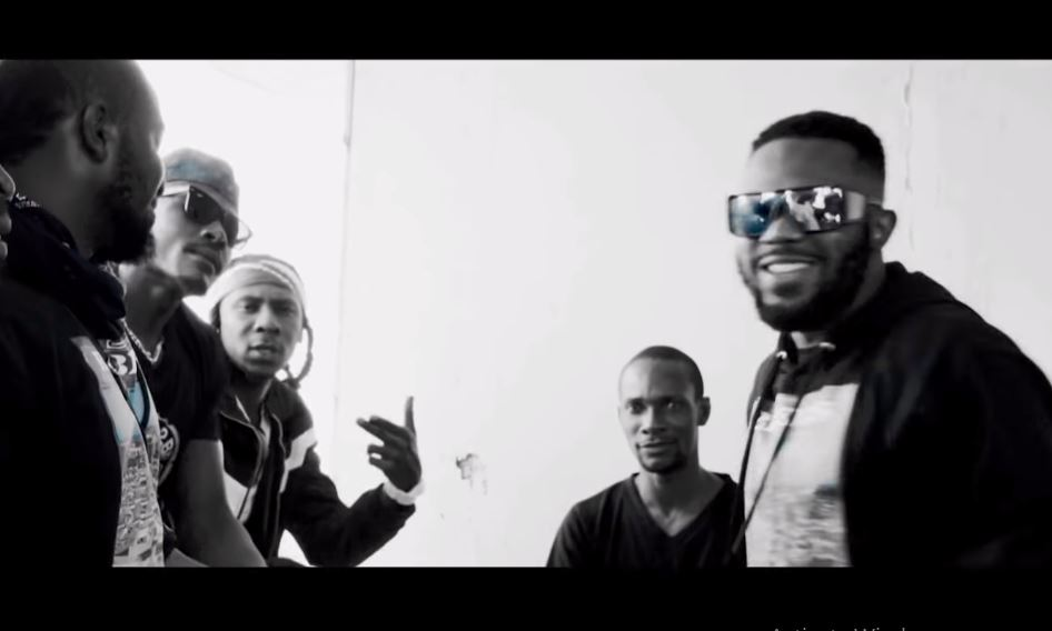 Watch the music video for R2Bees'