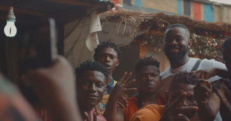 "The music video for Sarz's ""Good Morning Riddim"" celebrates his music's buoyant spirit - The Native"