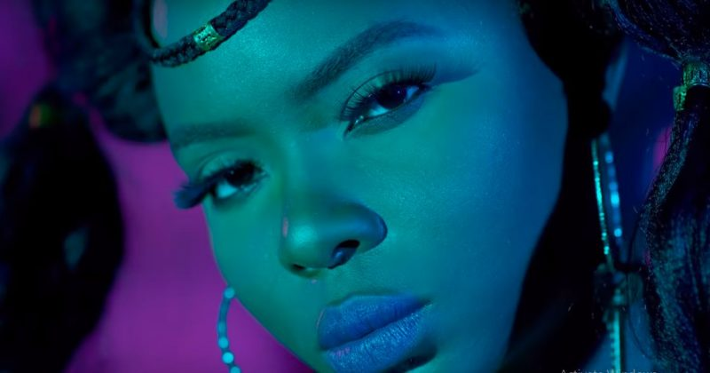 """Watch the music video for Yemi Alade, Slimcase and Brainee's """"Yaji"""" - The Native"""