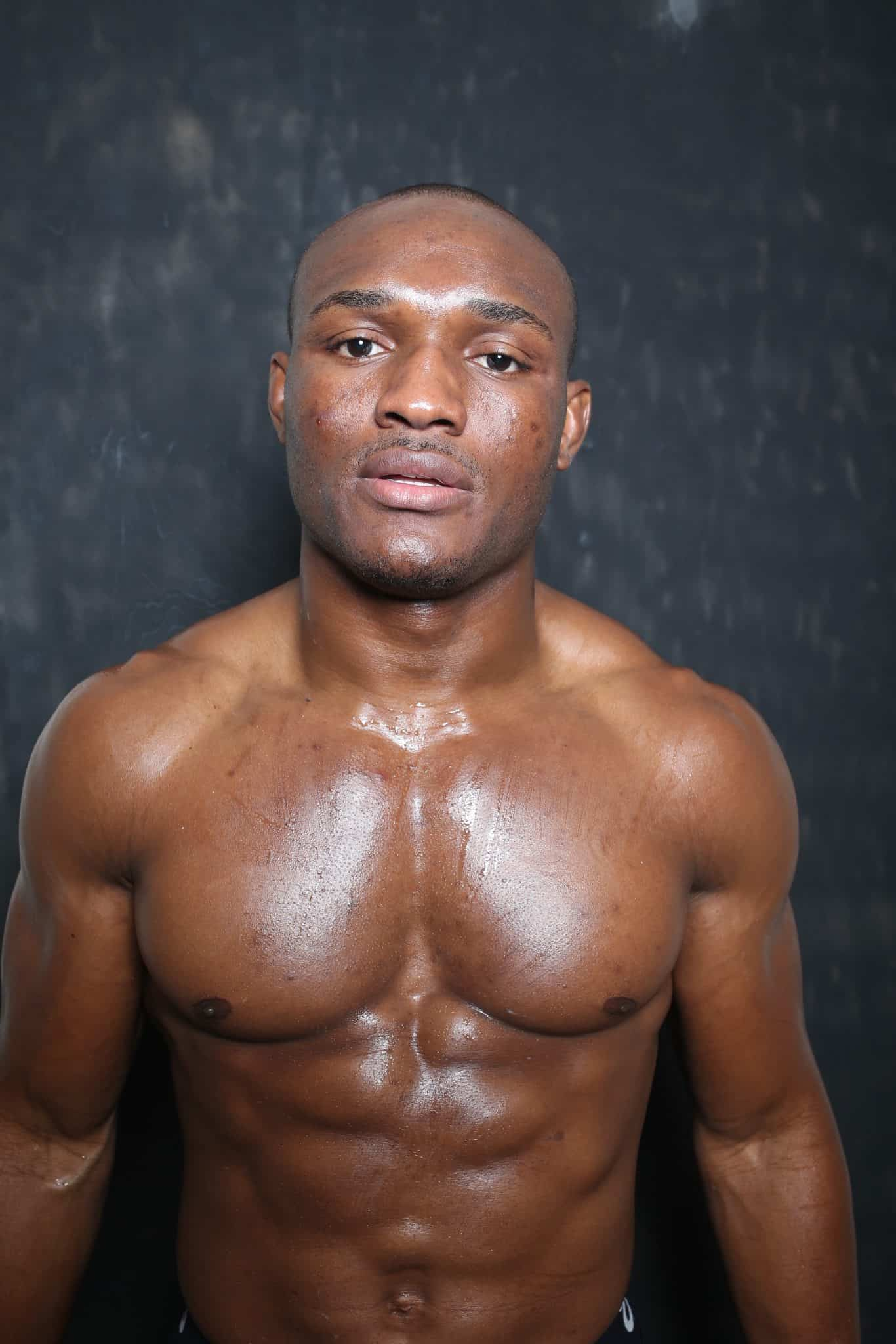 Meet Kamaru Usman: The Nigerian Nightmare Living His Dream