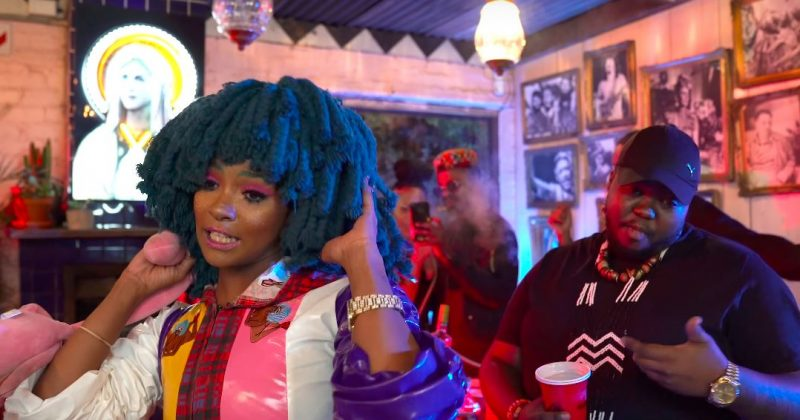 "Heavy-K and Moonchild Sanelly share the music video for ""Yebo Mama"" - The Native"