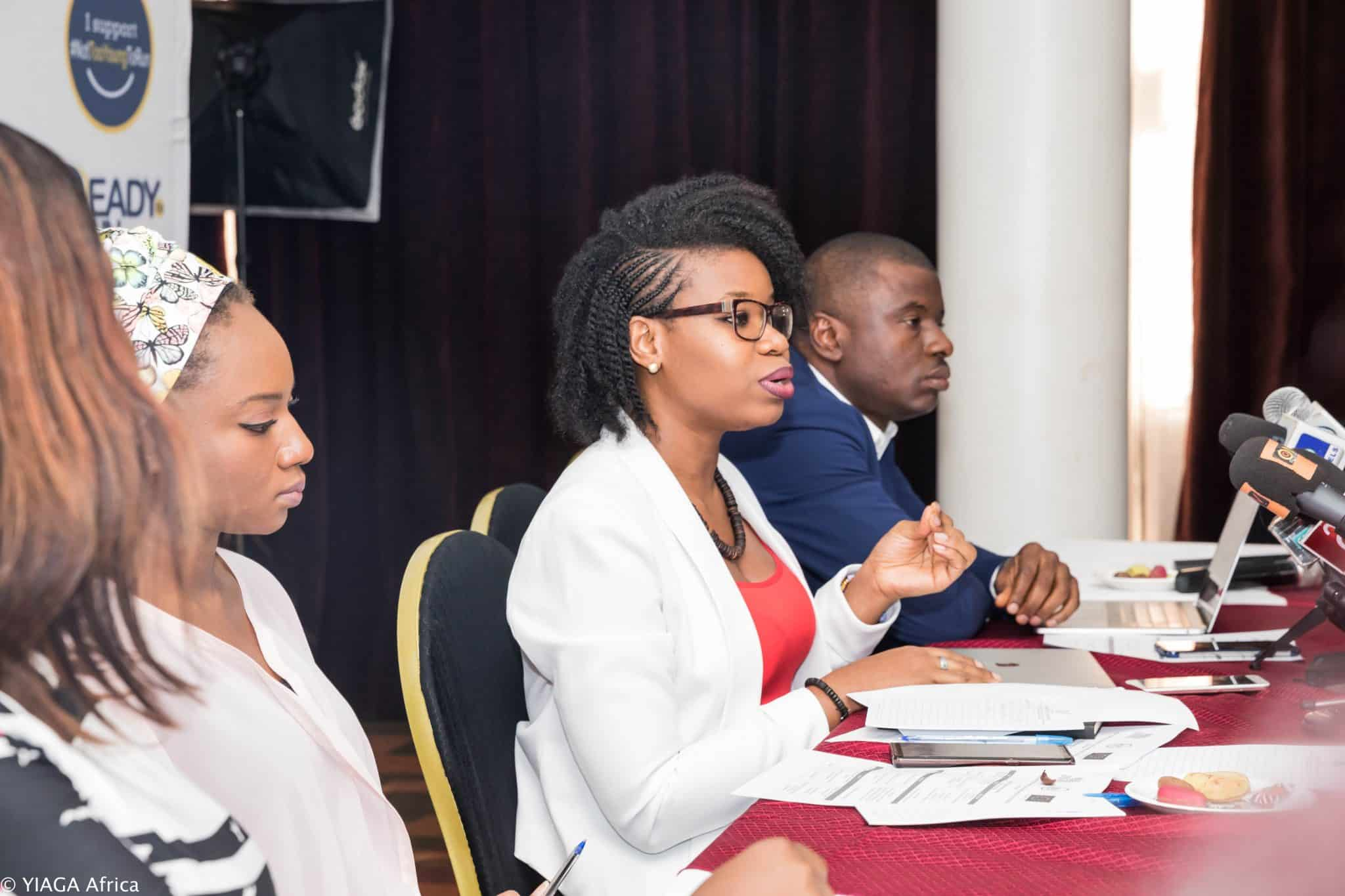 YIAGA Africa, hosts town hall meeting with the young women of Election 2019