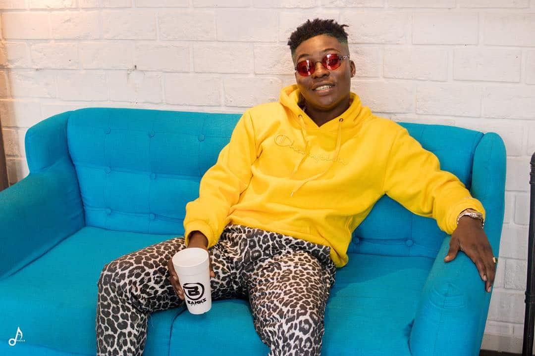 "Listen to Reekado Banks' new single, ""Maria"""