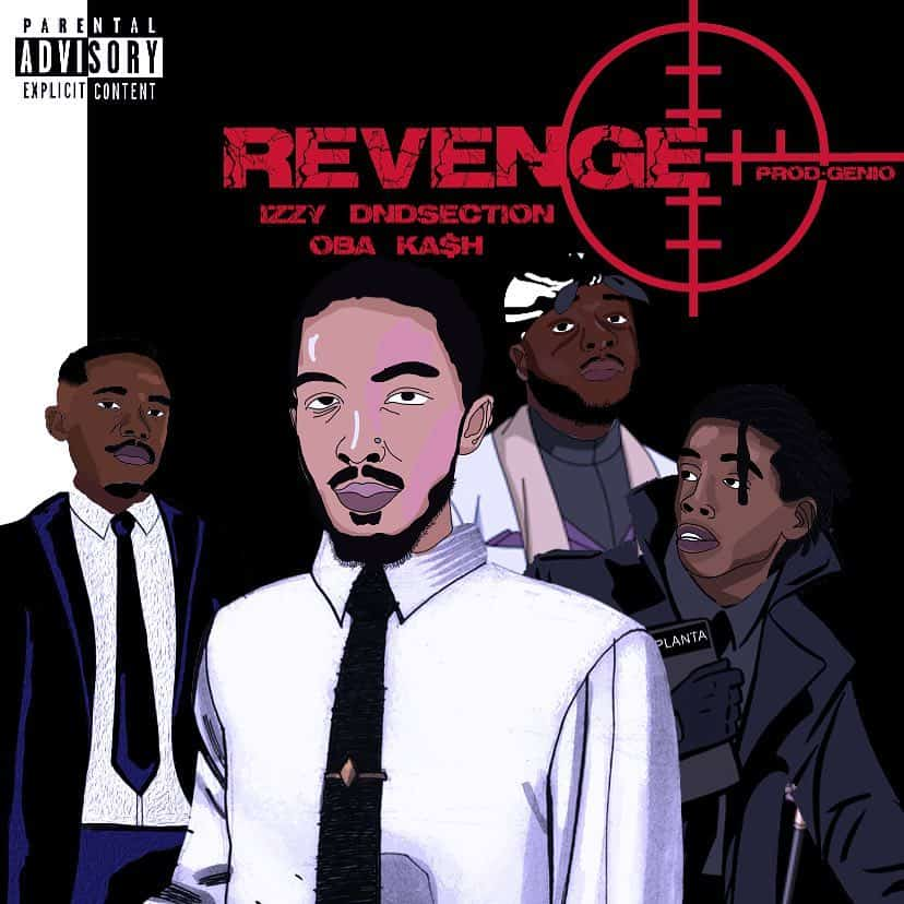 "Listen to ""Revenge"" by Traplanta and Izzy"