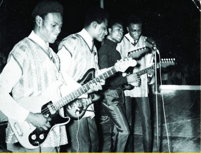 NATIVE ROOTS: AFRO ROCK TIMELINE