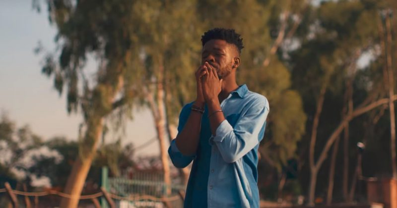 "Watch Johnny Drille embark on a quest to find love in his music video for ""Finding Efe"" - The Native"