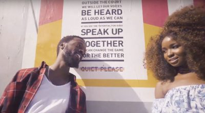 """Watch the music video for Mojeed's """"Love Spell"""" featuring Tesh Carter - The Native"""
