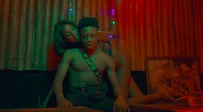 """Watch the music video for Oxlade's """"Shugar"""" - The Native"""