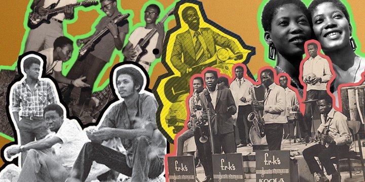 Nigerian pop: A side effect of Western capitalist ideals
