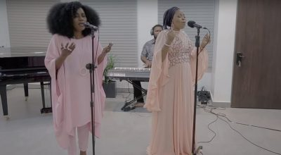 """Tope Alabi and TY Bello deliver live music themed music video for """"Iwo Lawa O Ma Bo"""" - The Native"""