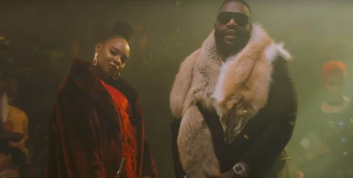 """Watch the music video for Yemi Alade's """"Oh My Gosh Remix"""" featuring Rick Ross"""