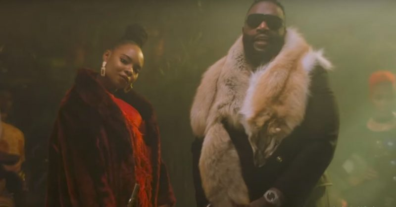"Watch the music video for Yemi Alade's ""Oh My Gosh Remix"" featuring Rick Ross - The Native"
