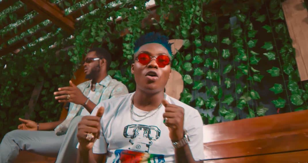 """See the colorful music video for """"Get Up"""" by Yung L and Reekado Banks"""
