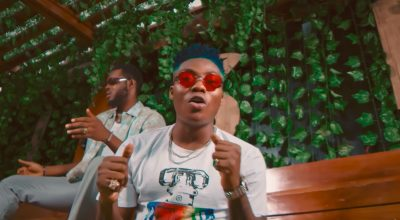 """See the colorful music video for """"Get Up"""" by Yung L and Reekado Banks - The Native"""