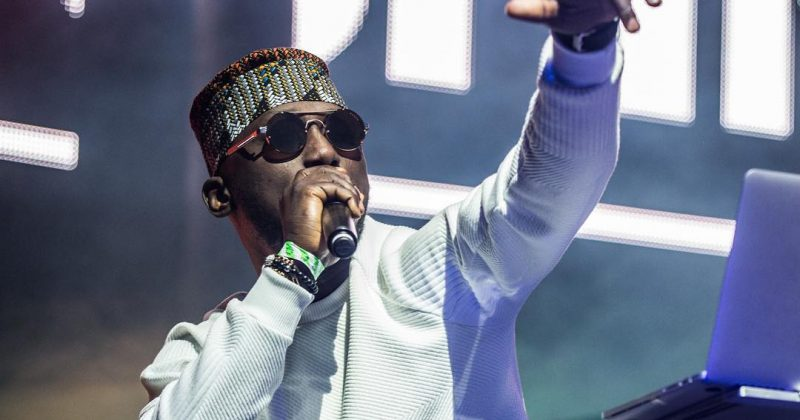 DJ Spinall is set to be the first Nigerian DJ at the Glastonbury Festival - The Native