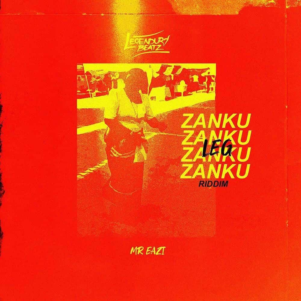 Legendury Beatz and Mr Eazi team up for 3-track project, 'Zanku Leg Riddim'