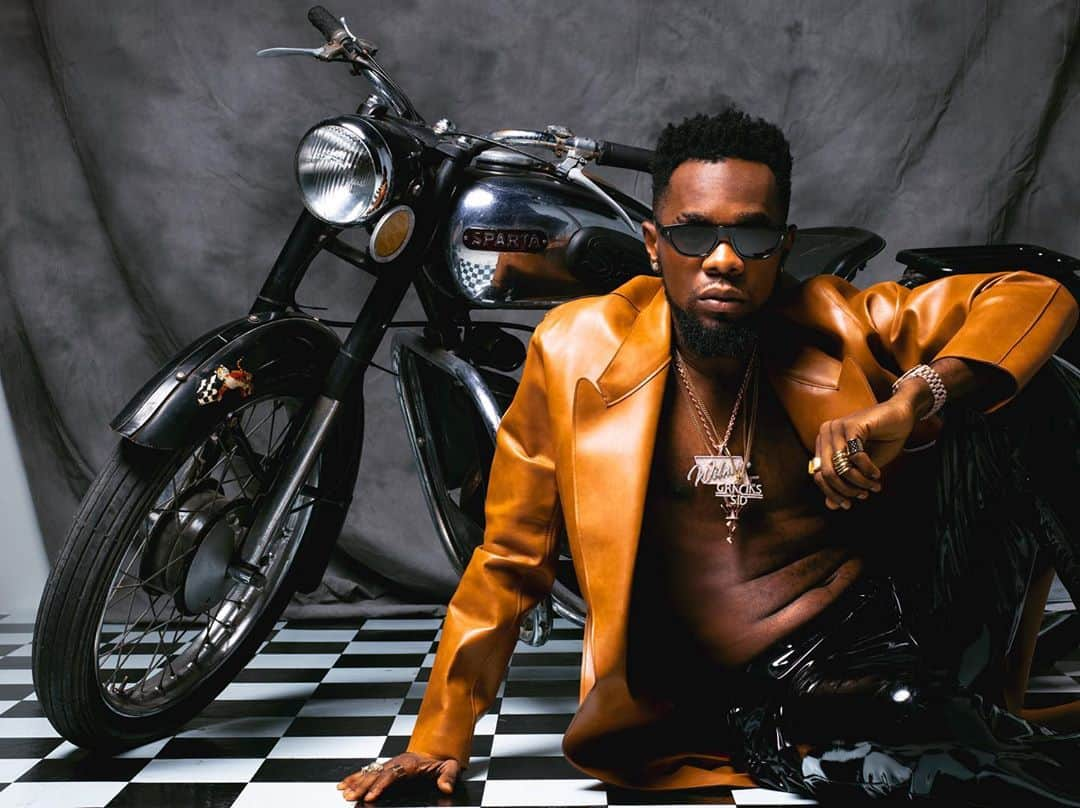 Patoranking Shares Tracklist For Sophomore Album, 'Wilmer'