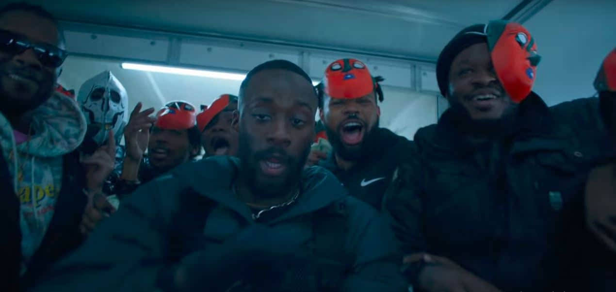 """See the music video for GoldLink, Maleek Berry and Bibi Bourelly's """"Zulu Screams"""""""