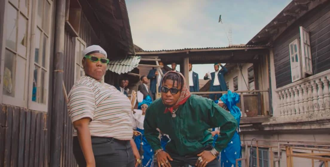 """Watch the music the video for King Perryy and Teni's """"Murder"""""""