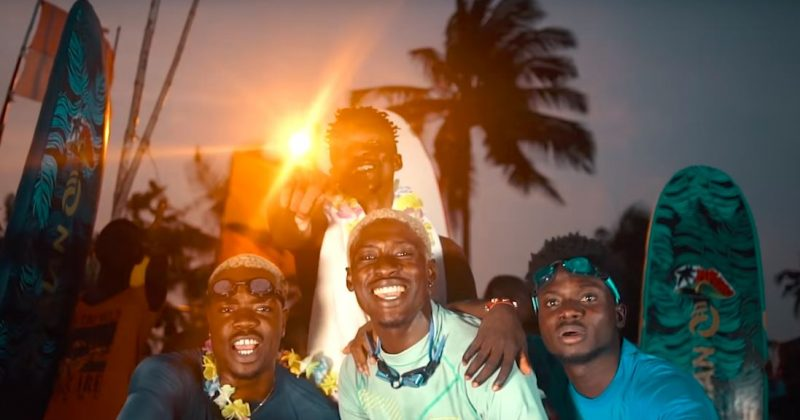 "See La Meme Gang and Kuami Eugene energetic music video for ""This Year"" - The Native"