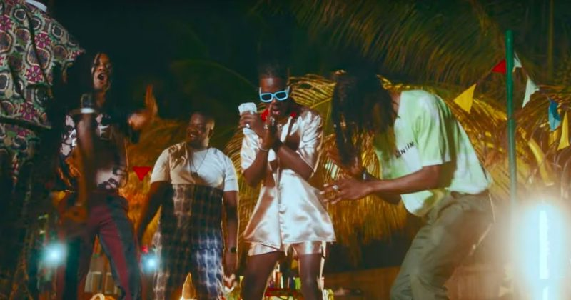 "See the music video for ""All Is In Order"" by the Mavin Records crew - The Native"