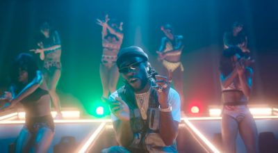 """See the captivating music video for Burna Boy's """"Anybody"""" - The Native"""