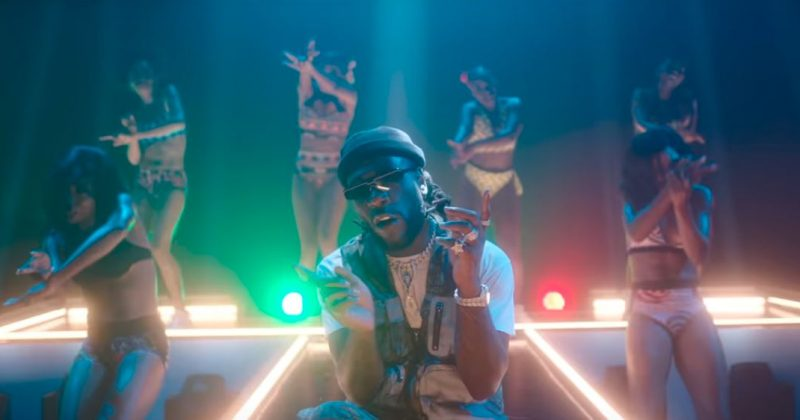 "See the captivating music video for Burna Boy's ""Anybody"" - The Native"