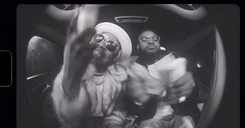 "Watch Falz and Dice Ailes flex on video for ""Alakori"" - The Native"