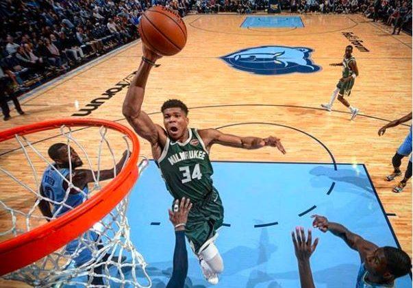 Bucks' forward, Giannis Antetokounmpo, wins the 2019 NBA MVP Award - The Native